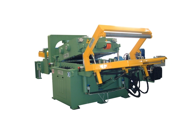 Straightener-feeder unit type CRM-AP-PC